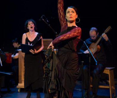 Affinités concerto flamenco